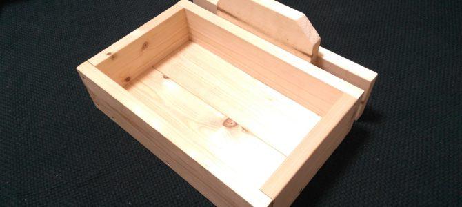 【雑記】長女と木工
